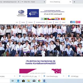 #FIASEET lanza su nuevo sitio web.