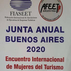 ASEET Comarca Los Andes y AFEET Argentina comparten detalles sobre Junta Anual 2020.