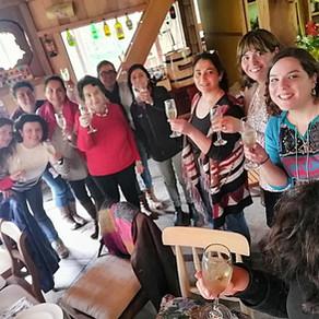 ASEET Valdivia desarrolla encuentro de fortalecimiento gremial con su membresía.