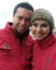 Jorge Solís Appelgren y Dalma Díaz Pinto Gastronomía Patagonia