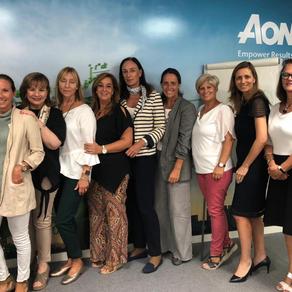Aseet España comparte la planificación de sus próximas actividades.