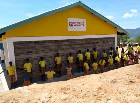 """ASEET España inaugura dormitorio para 60 niñas en el colegio """"Cuento de Luz School """"en Ponpon- Po"""