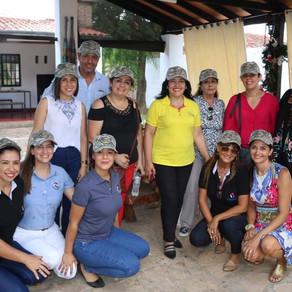 #AFEETParaguay acompaña a SENATUR en inauguración de 7 posadas turísticas.