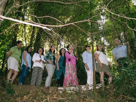 #ASEETValdivia conecta inicio de año con la naturaleza.