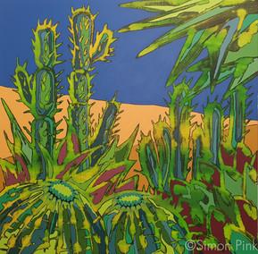 Cacti Heat