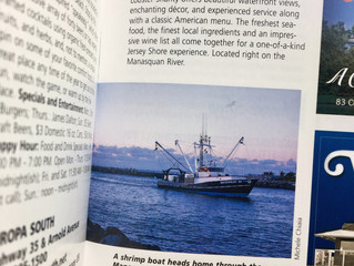 Discovery III Fishing Boat
