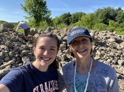 Revreya & Kathy Diamond Hunting | Herkimer, NY