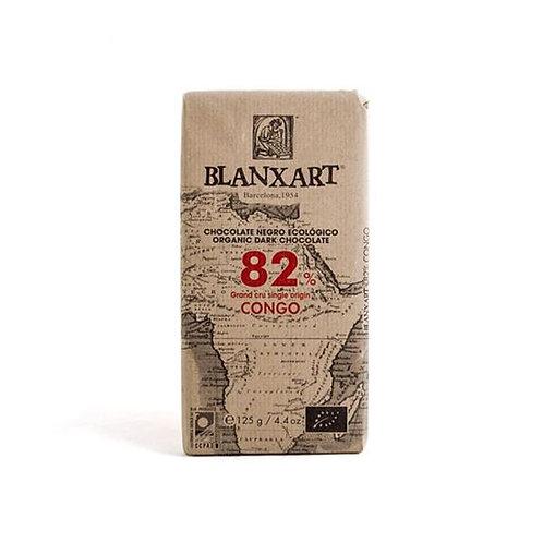 CHOCOLATE CONGO 82% ECOLÓGICO – BLANXART