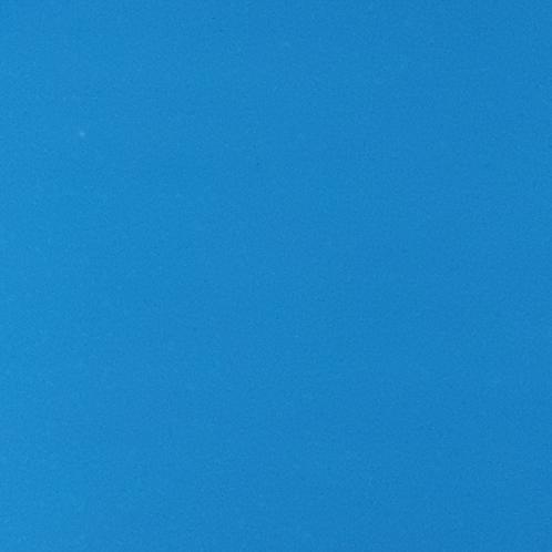 Aluminio metalizado azul