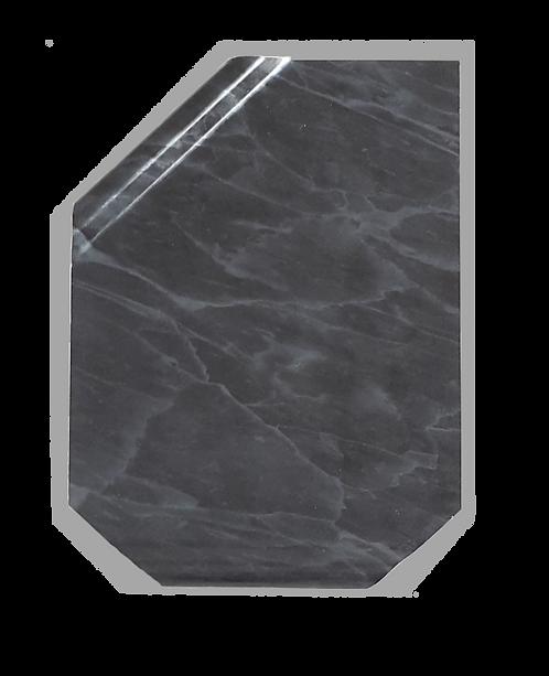 Placa Continental mármol gris
