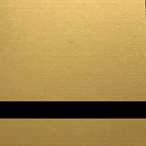 LaserMark oro/negro