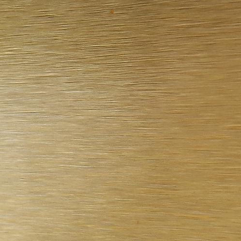 A. E. Oro cepillado