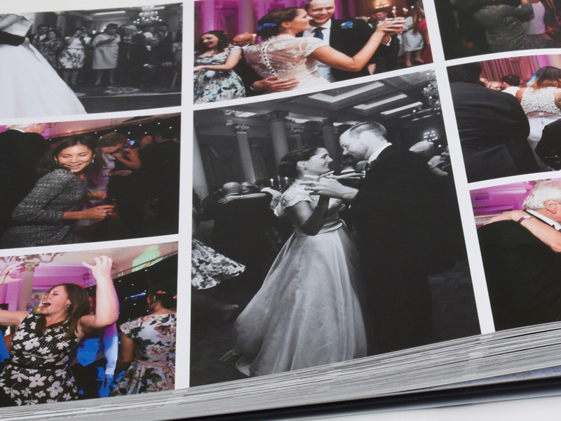 Personalised Wedding Albums