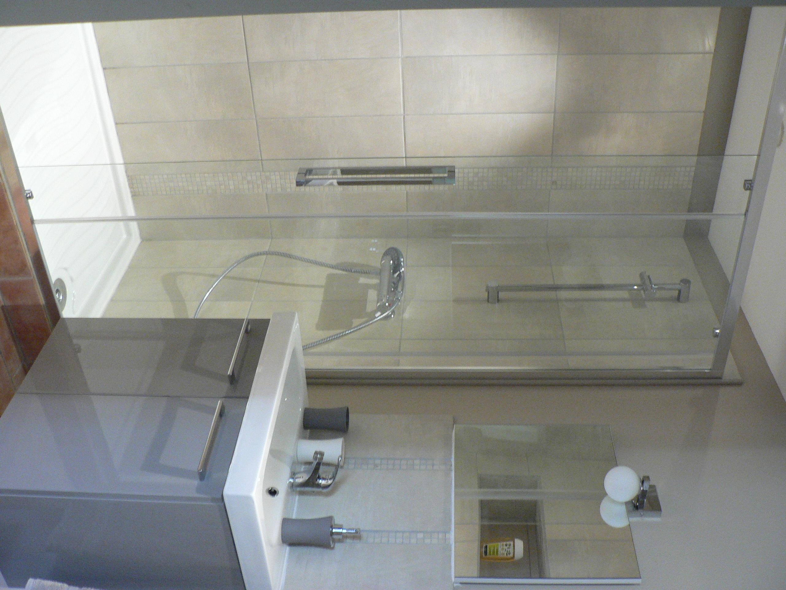 Salle de bain - chambre Bruyère