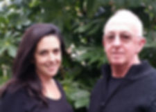 "alt=""Photo of Taryn Feehan and Paul Endri hypnotherapists at The Mind Clinic NZ"""