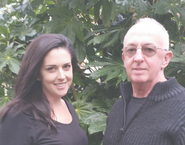 Taryn and Paul from The Mind Clinic NZ