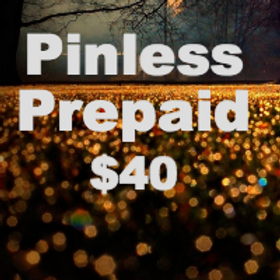 Pinless Prepaid 3 (fill out your phone number)