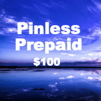 Pinless Prepaid 2 (fill out your phone number)