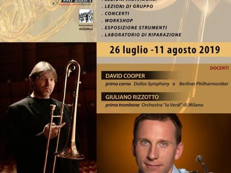 Filarmonica di Pozzuolo organizza Masterclass