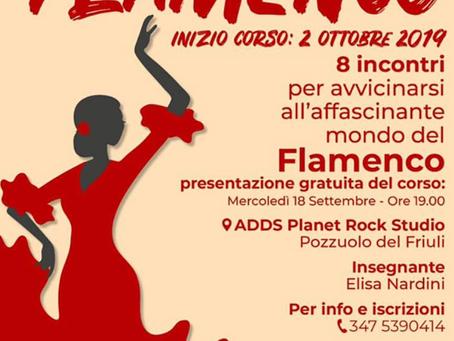 Planet Rock Studio: Corso di introduzione al Flamenco