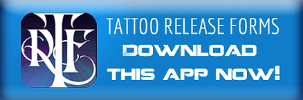 Tattoo Release Form App