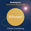 Chalet Landsberg booking com winner 2018