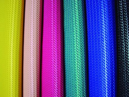 Texturas e cores atemporais