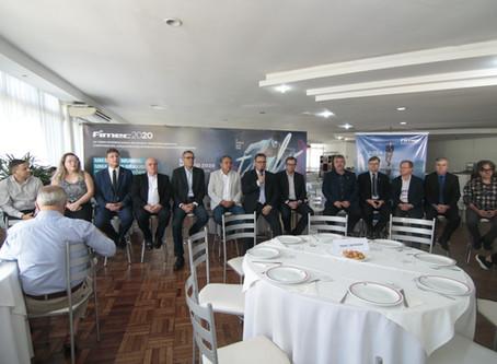 Dirigentes setoriais avaliam positivamente a FIMEC 2020