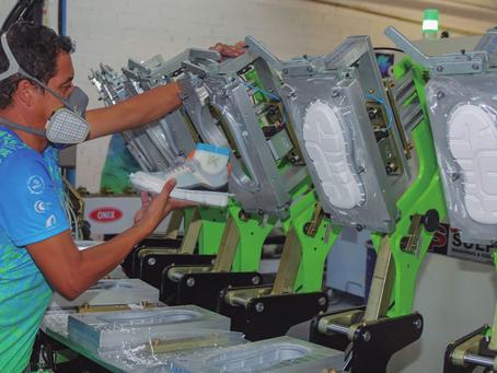 Na Fábrica Conceito, público conheceu aplicações do sistema de PU e TPU