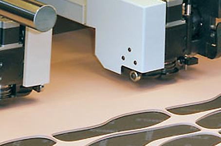 Soluções em máquinas de corte