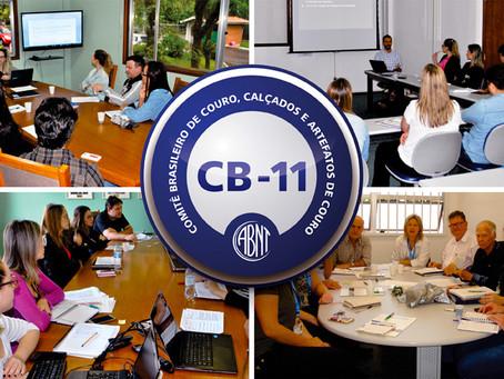 CB-11 retoma as atividades: Várias normas passarão por revisões, enquanto outras serão propostas