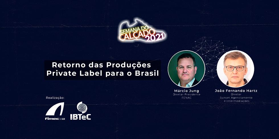 """Painel FIMEC 2022: """"Retorno das Produções Private Label Internacional para o Brasil"""""""