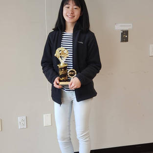 2019 Philly Harp Competition Winner