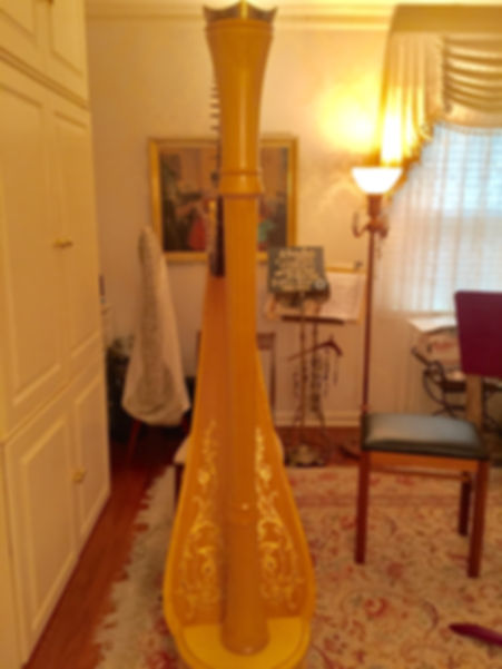 Joann Mell Harp For Sell