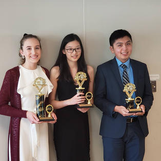 2019 Philly Harp Competition Winners