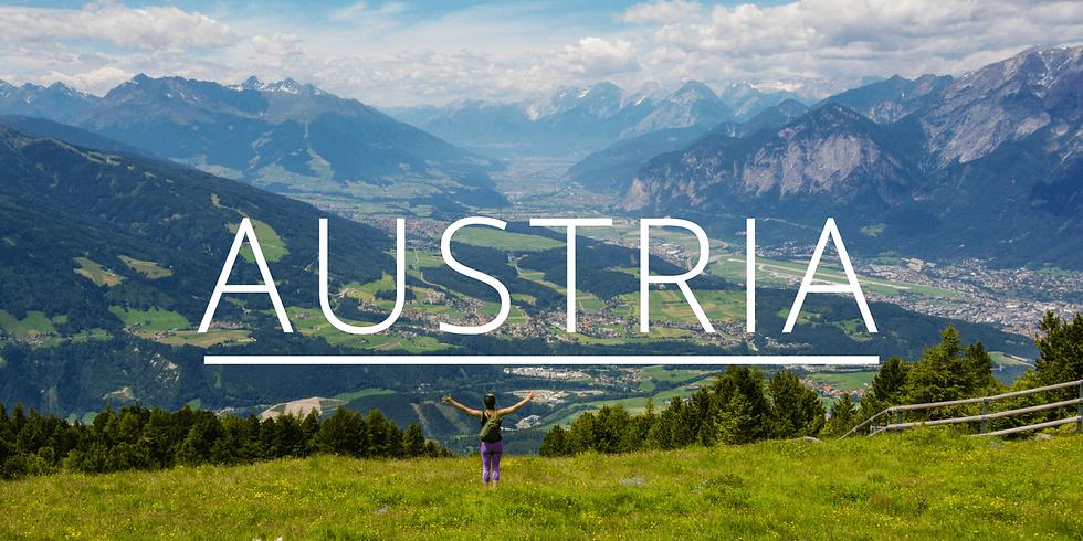 West Chester Harp Ensemble goes to Austria!