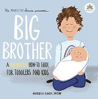 big sibling book for kids