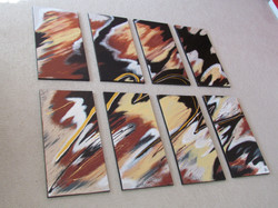 M Abstract 8 Piece