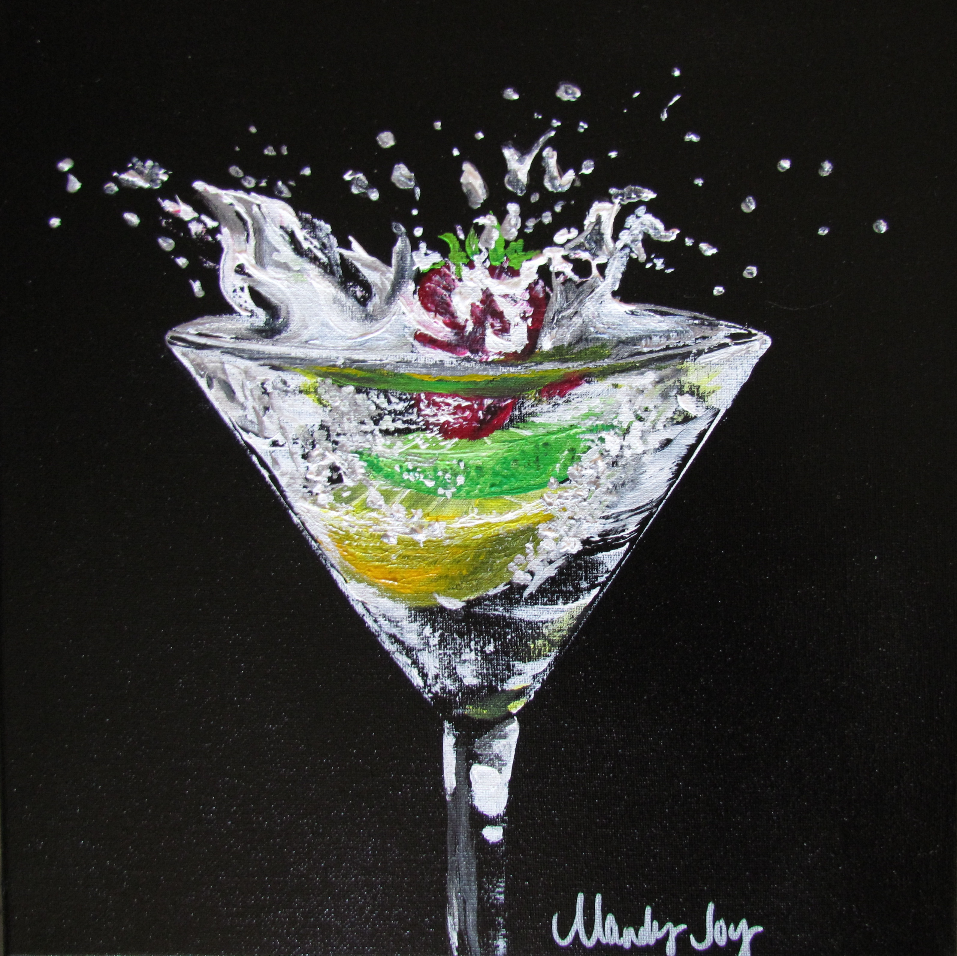 Martini Splash!
