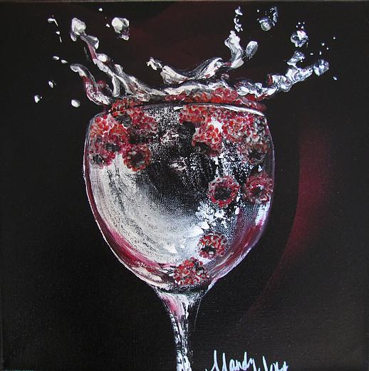Raspberry Splash