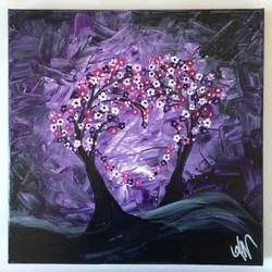 Purple Heart Trees