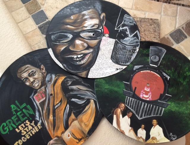 Musicians on Vinyl