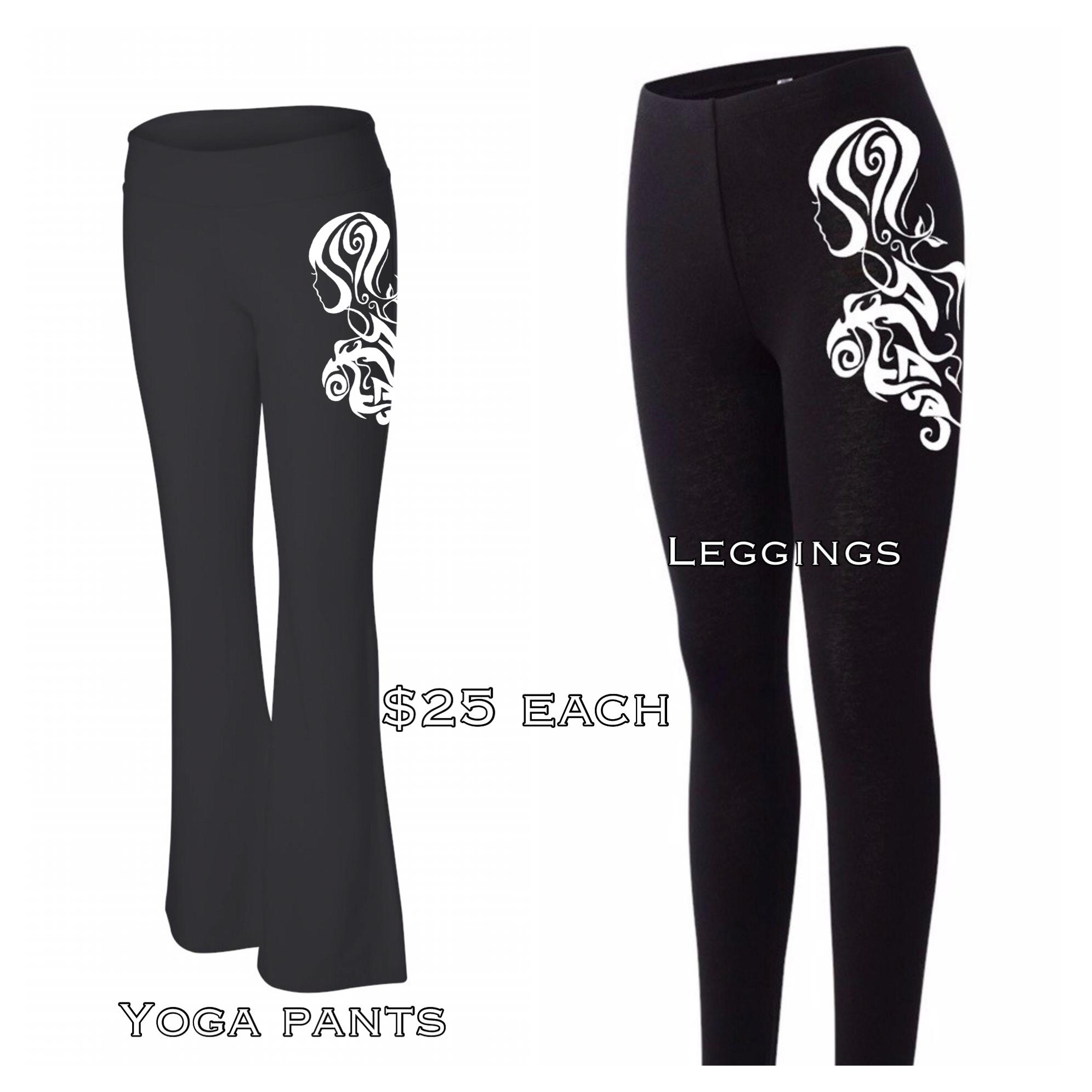 Yoga Pants and Leggings