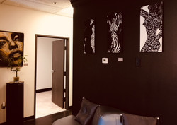 Main waiting area/ hall
