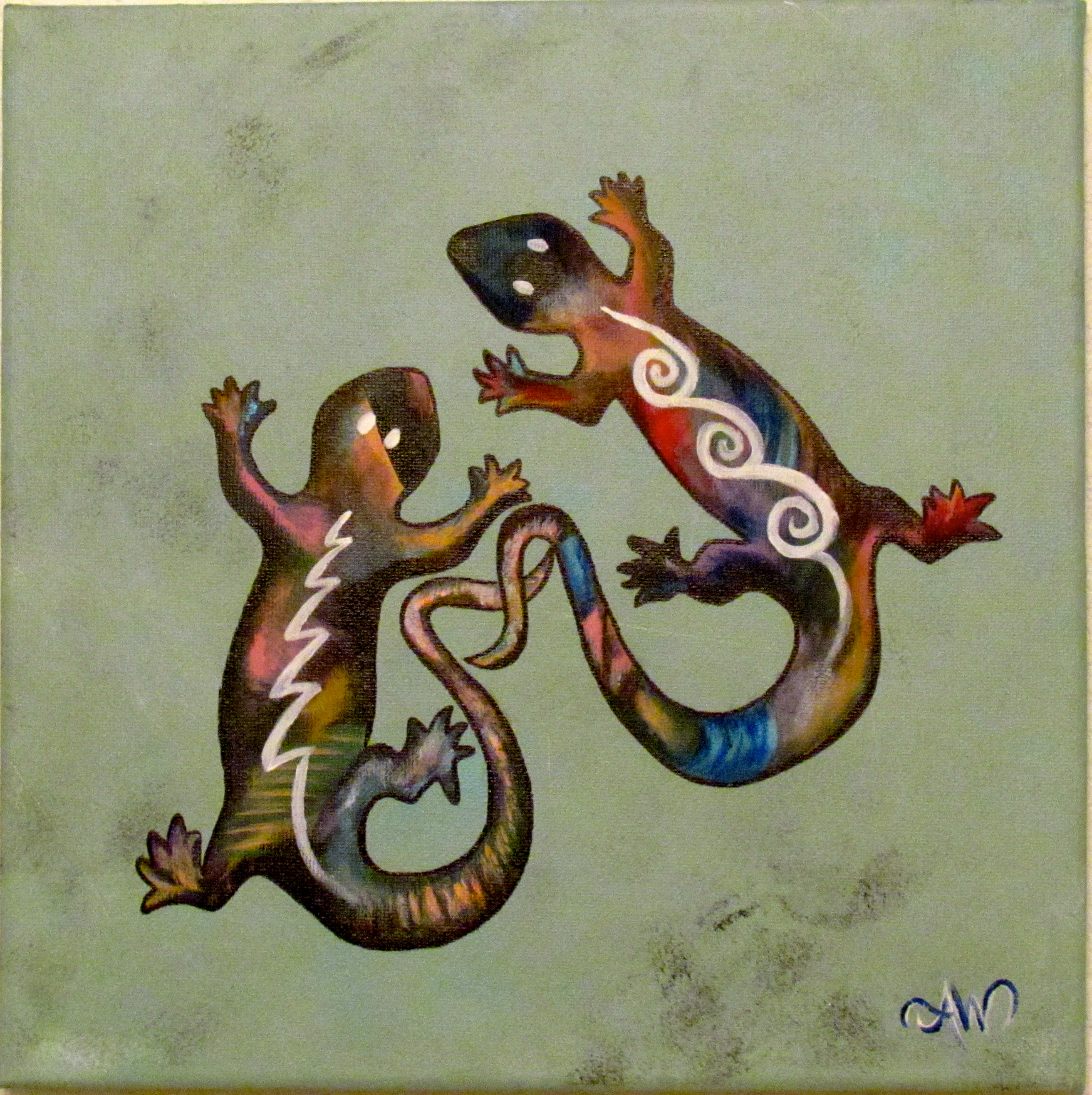 Mexican Lizards