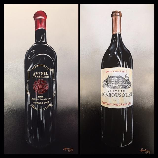 Custom Wine Bottles