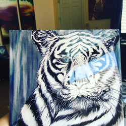 Blue Eyed Beast