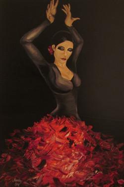 Carmen's Flamenco Dance