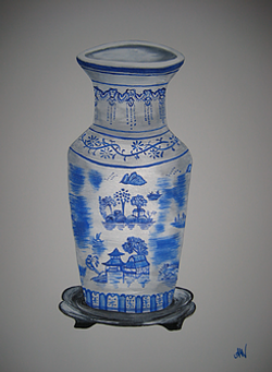 Oriental Vase #2