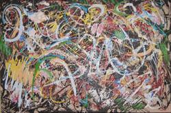 Drip Abstract